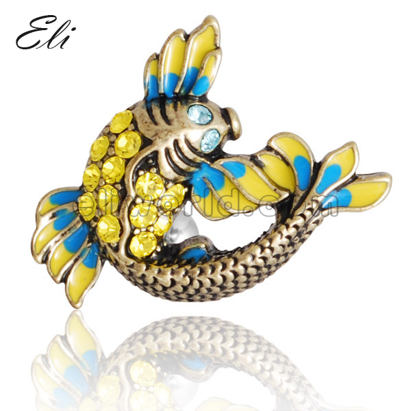 Sold As Piece- Fashion Navel jewelry Fish Navel Ring Animal Body Jewelry Belly Button Rings(China (Mainland))