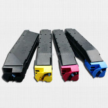 4PC Lot Compatible For Kyocera TASKalfa 5550ci color toner cartridge TK 8505 TK 8507 TK 8509
