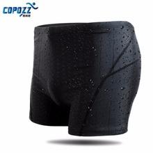 Copozz New Men swimwear swimsuits board shorts trunks swim briefs surf beach wear swimming pool brand Boxers hombre Waterproof(China (Mainland))