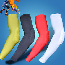 Antiskid Basketball Shooting Stretch Arm Sleeves Protection Gear Elbow Pad(China (Mainland))