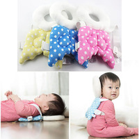 Multi-functional Baby Head Protective Mat Angel Wings Toddlers headrest Soft Nursing Kids Pillows