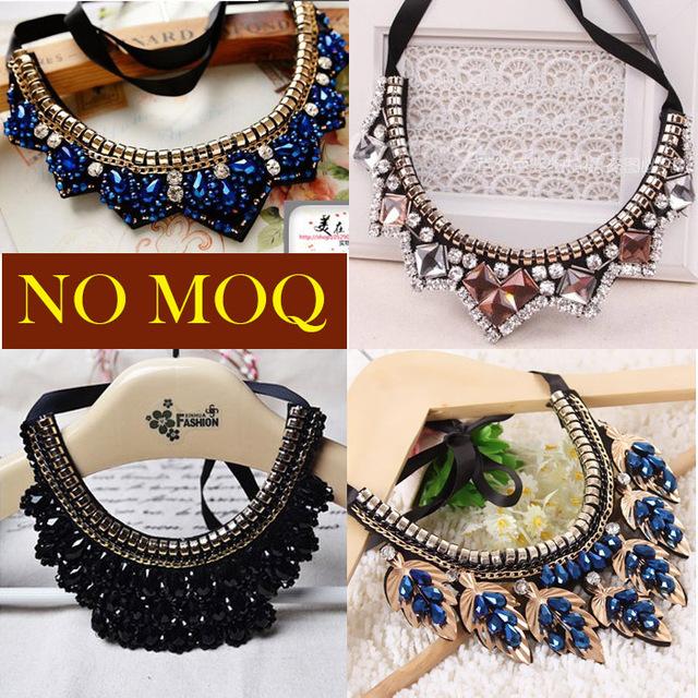 Cuentas de collar de las mujeres collares mujer collares y colgantes de la vendimia accesorio choker