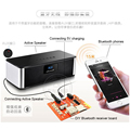 Bluetooth wireless audio receiver module board speaker amplifiers nondestructive modifie adapter TF card USB Speaker Headphone