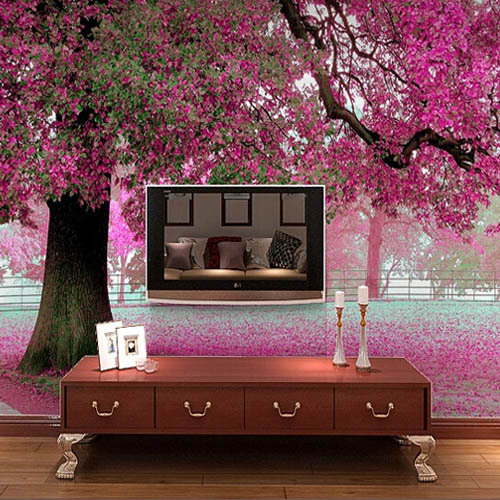cherry blossom wallpaper for home galleryhip com the pics photos cherry blossom birdies canvas wall mural