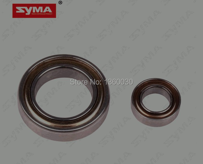 SYMA F1 genuine original RC helicopter Metal Bearing 1set=2pcs accessories/Parts/Spare Free Shipping(China (Mainland))