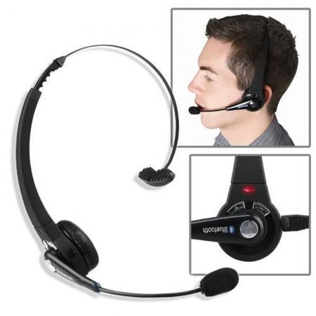 Free Shipping Bluetooth 3.0 Wireless Gaming Headphone Handsfree Headset with Microphone for PS3 PC Cell Phone(China (Mainland))