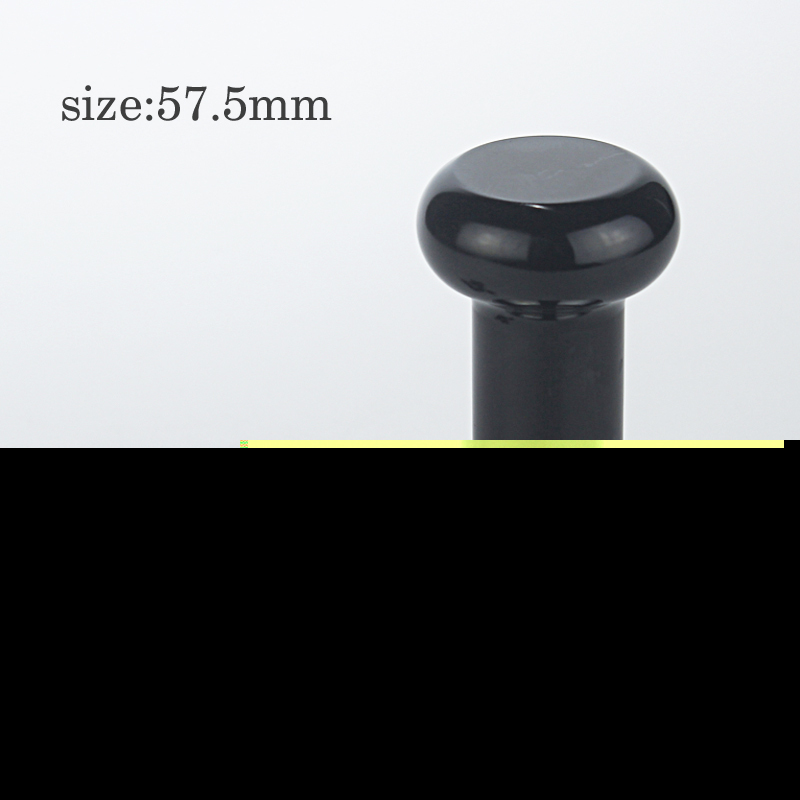 Solid 57.5 mm stainless steel Tamper free shipping