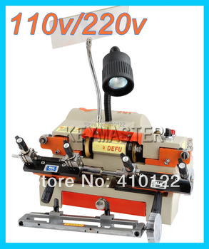 Best 100-E1 Double-Sides Universal Key cutting Machine For All Auto / Car / Door Keys  (Free Shipping!!!)