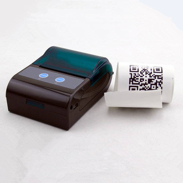 2015 programmable wireless ticket printer,58mm bluetooth printer,mobile thermal printer with free SDK(China (Mainland))