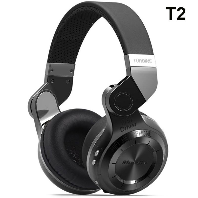 1 Pc d'origine Bluedio T2 Turbo sans fil multifonction stéréo Bluetooth 4.1 casque antibruit casque avec Microphone(China (Mainland))