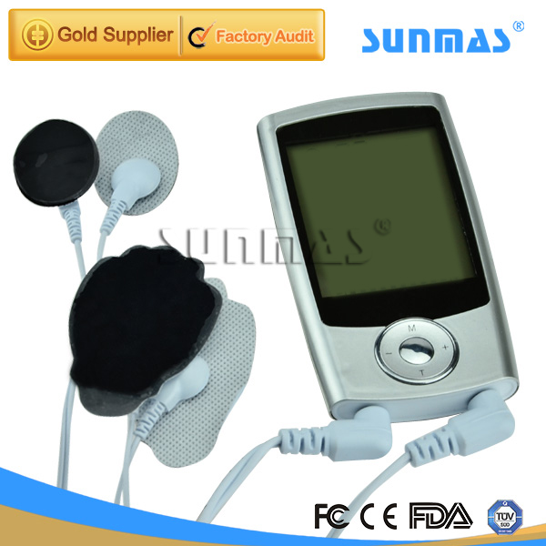 EMS Massager Muscle Stimulation Electronic Muscle Stimulator Mini Personal Electric Massager Health Care Body Tens(China (Mainland))