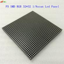 painel led colorido p5 rgb module led 32x32 1/8scan high brightness led display module(China (Mainland))