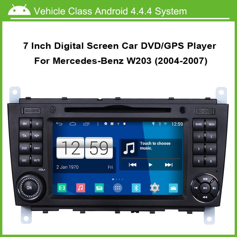 Online kopen Wholesale W203 gps uit China W203 gps ...