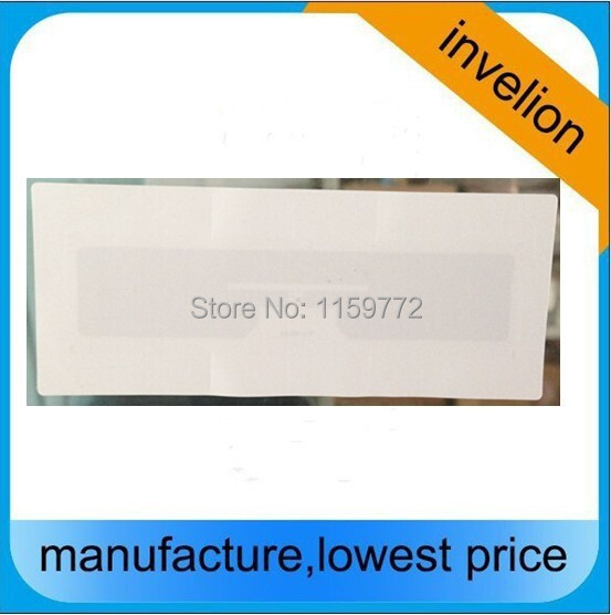 passive rfid tag cheap price 5-10meters long gen2 18000-6c epc disposable paper uhf rfid labels for vehicle access 840-960mhz(China (Mainland))