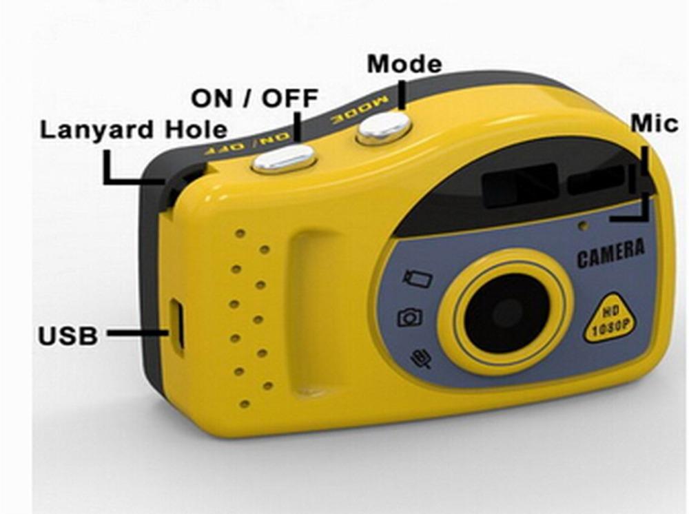 IR night version Mini Digital Camera Mini DV 3.0MP COMS camera Support-TF card Portable Mini Camera PC webcam(China (Mainland))