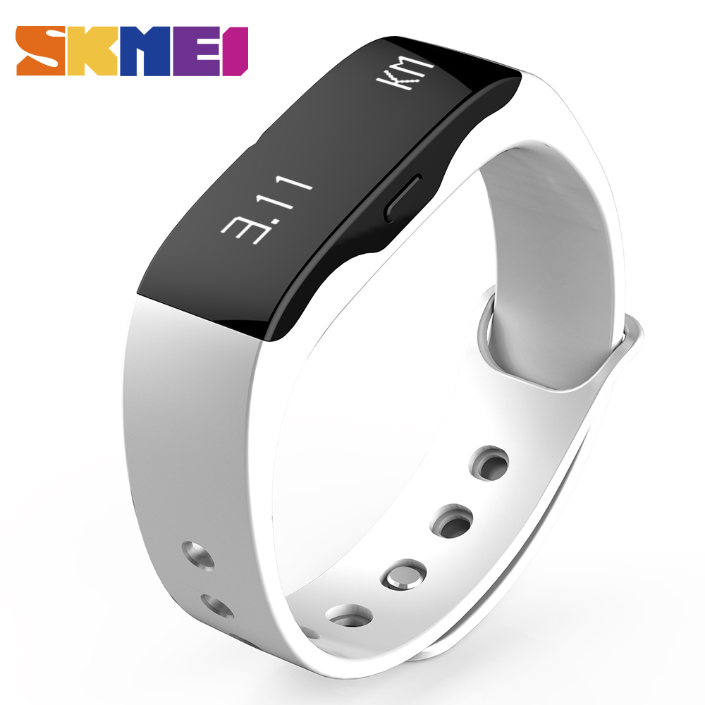 Hot Sell 2016 SKMEI Men Women Fashion Sport Watch L28t Outdoor Fitness Watches LED Display Call Reminder Digital Wristwatches(China (Mainland))