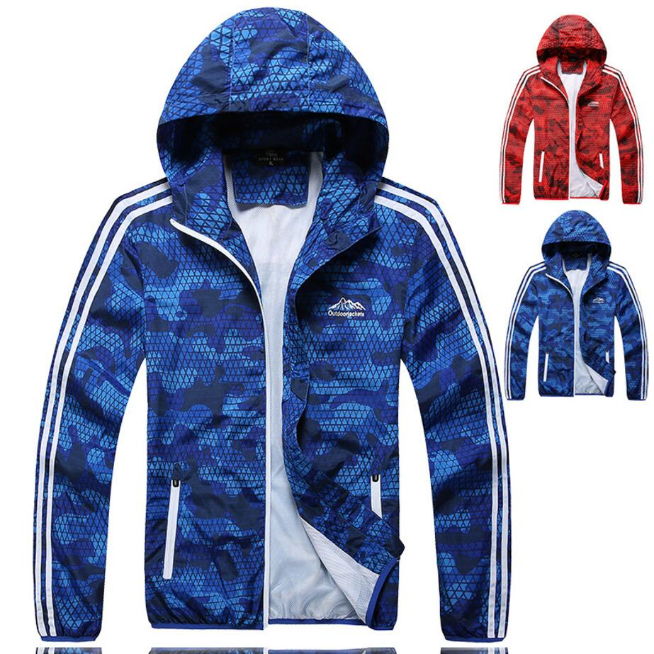 2016 red blue S-2XL plus size jacket cycling jersey outdoor bike running jacket men hoodie camping chaquetas hombre jaquetas(China (Mainland))