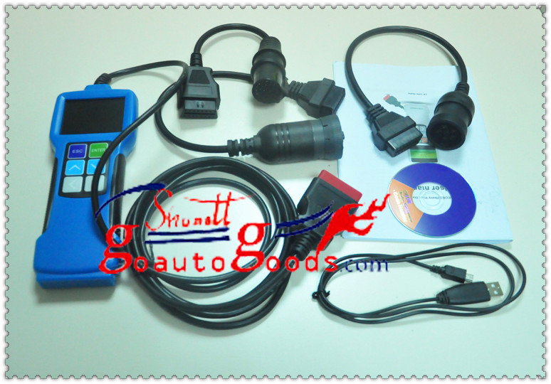 newest Update Online car scan diagnostic tool T71 supported J1939and j1587 protocols(China (Mainland))