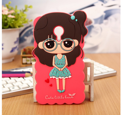Exclusive Collection For meizu m1 note cover Cartoon fashion design High quality silicone Back Cover For For meizu m1 note Case(China (Mainland))