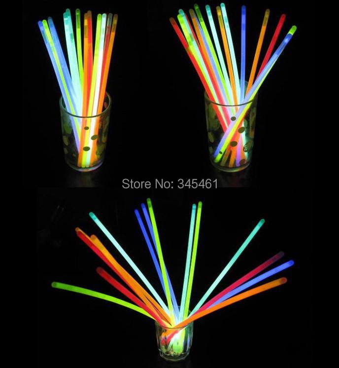 decoracao festa glow:Glow Stick Halloween Decorations