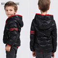 Çocuklar kış coat boys parka casaco infantil menino erkek kız kış ceketler çocuk ceketleri aşağı kat bebek palto
