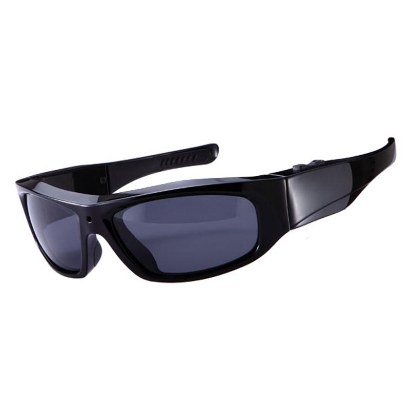 TF 8GB USB 2.0 Polarized HD DVR Virtual Reality Glasses Glasses For Music Monito