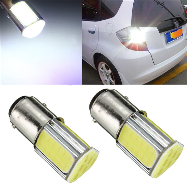 High Quality White 1157 BAY15D COB LED High Power Car Auto Light Source Brake Turn Signal Parking Bulb Lamp DC12V(China (Mainland))