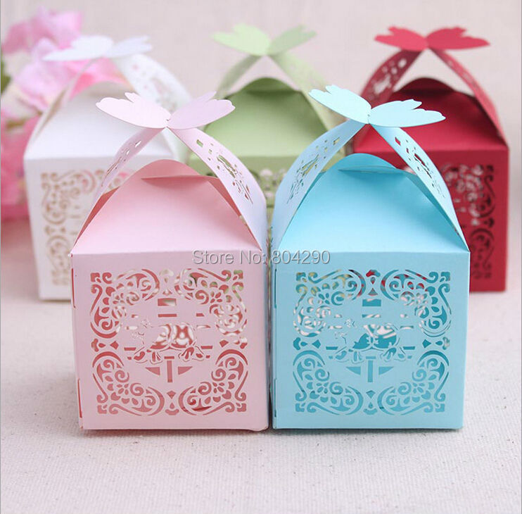 Baby Shower Favors China ~ Pcs lot chinese style design lacer cut wedding favor