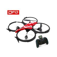 DFD F182 RC HD Camera UAV RC Aircraft With Camera 2.0MP Camera Aerial Photography Drones 2.4G Six Axis Gyro 1set/lot