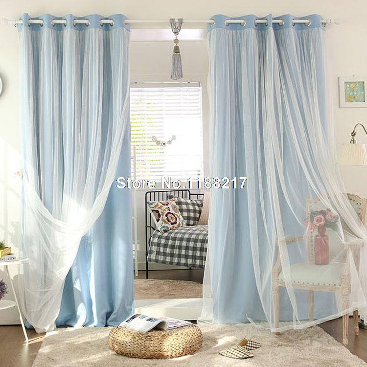 2014 new korean models matt full blackout curtains. Black Bedroom Furniture Sets. Home Design Ideas