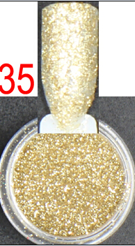 2.5g/pot,platinum gold, Nails Glitters Acrylic Powder Dust For Nail Art Tips for Nails Accessories.BNG02035(China (Mainland))