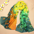 2015 Fashion Scarves Desigual Plaid Print Winter Scarf Long Discounts Canada Shawls Womens Jewelry Scarfs Gift
