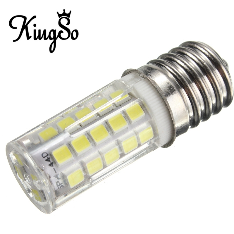 Best Price Kingso E17 5W 450LM Non Dimmable Appliance Silicone Crystal LED Lights Bulb Lamp Low Power Consumption 110V<br><br>Aliexpress