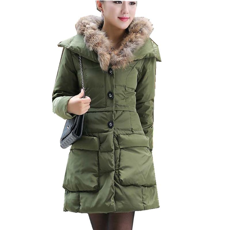 Ladies Goose Down Coats