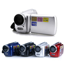 "Buy 12MP 1.8"" TFT LCD Mini Digital Video Camera DV Camcorder DV139 4X Zoom 720x480 Child Chirstmas Gift for $32.99 in AliExpress store"