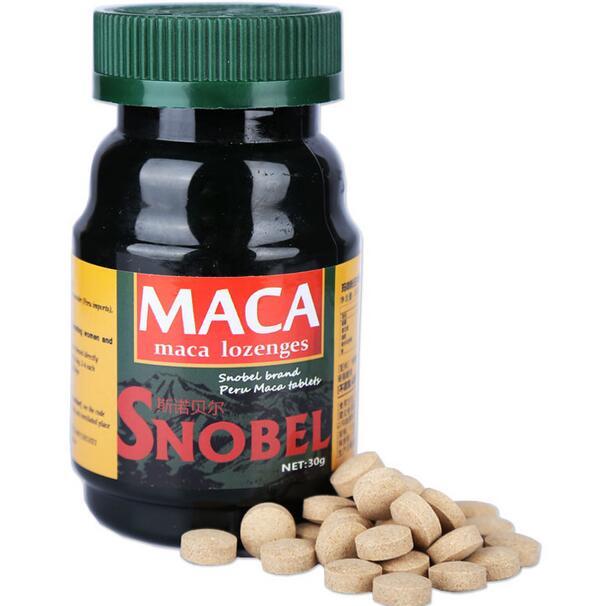 (1bottle/lot) Hezhi fine black Maca tablets 0.5g*60 tablets/bottle Peru raw materials Male sex health Product Super value(China (Mainland))