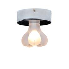 Crystal lamp flower lamps led ceiling light living room lights bedroom lamp aisle lights(China (Mainland))