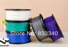 Высокое качество 10 упак. / lot 50 г/упак. 3D принтер накаливания 1.75 мм 3 мм ноак ABS накаливания для 3D ручкой принтера
