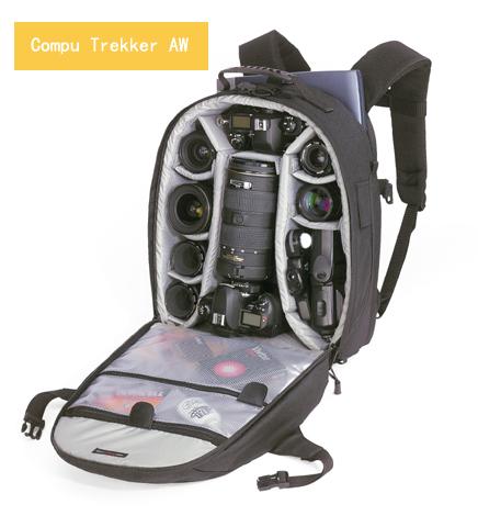 Lowepro Computrekker Compu Trekker AW Camera Bag SLR Bag