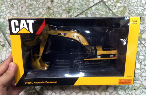 Tonkin Europe 1/50 CATERPILLAR CAT 340D L Hydraulic Excavator Construction vehicles Tr20001(China (Mainland))