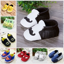 Spring/autumn Baby Shoes,newborn Toddler boys/girls Soft Sole Shoes For First Walkers size 11 12 13 cm R2235(China (Mainland))