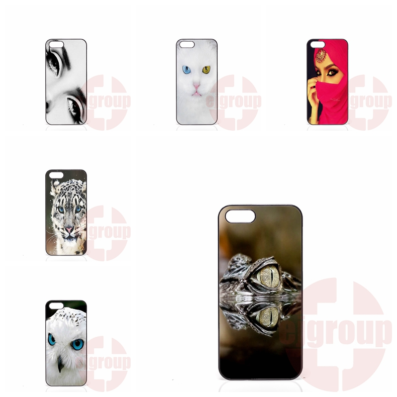 Hard PC Skin Accessories beautiful eyes pictures BlackBerry 8520 9700 9900 Z10 Q10 Moto X1 X2 G1 G2 E1 Razr D1 D3  -  My-Div-Phone-Cases 2016 store