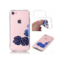 Mobile Phone Bag for iPhone 7 4.7 inch TPU Phone Cases Lacquered Drop Protection Soft TPU Cover Shell for iPhone 7 4.7 inch