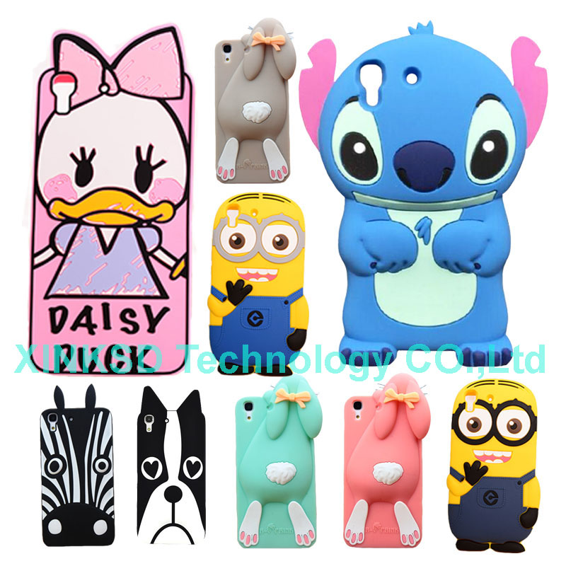 ... Stitch Soft Silicone Rubber Cover For Huawei Y6 honor 4A Phone Cases