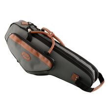 Brand New Portable Luxurious E Alto Saxophone Gig Bag Case Cover Gray Waterproof Durable High Quality(China (Mainland))