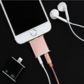 2016 NEW For Lightning to 3 5 mm Headphone Jack Adapter for iPhone 7 Plus 2