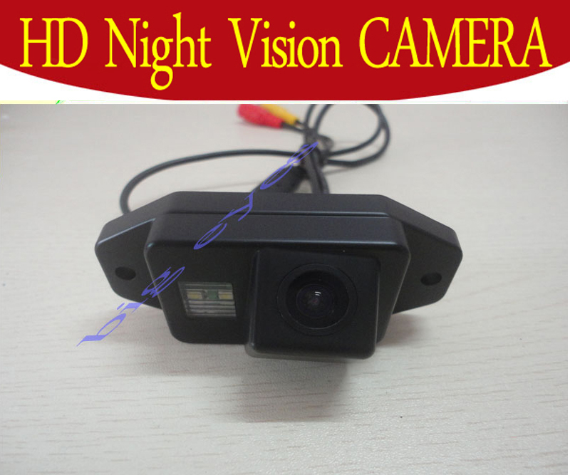 CCD REAR VIEW REVERSE BACKUP CAMERA FOR TOYOTA LAND CRUISER PRADO 2700 4000(China (Mainland))