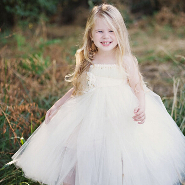 Winter Flower Girl Dresses 100