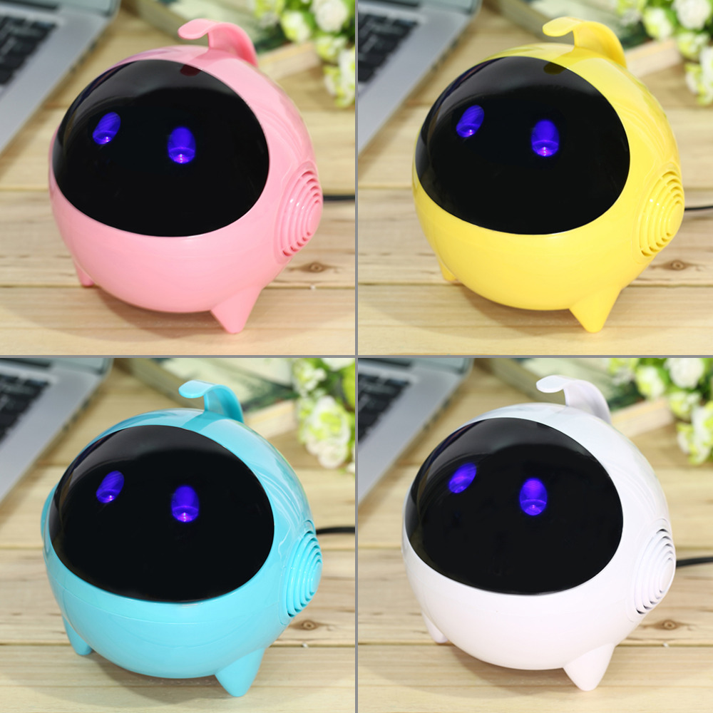 2016 Newest Robot Portable Bluetooth Wireless USB2.0 Radio Speaker For Mobile Phones(China (Mainland))
