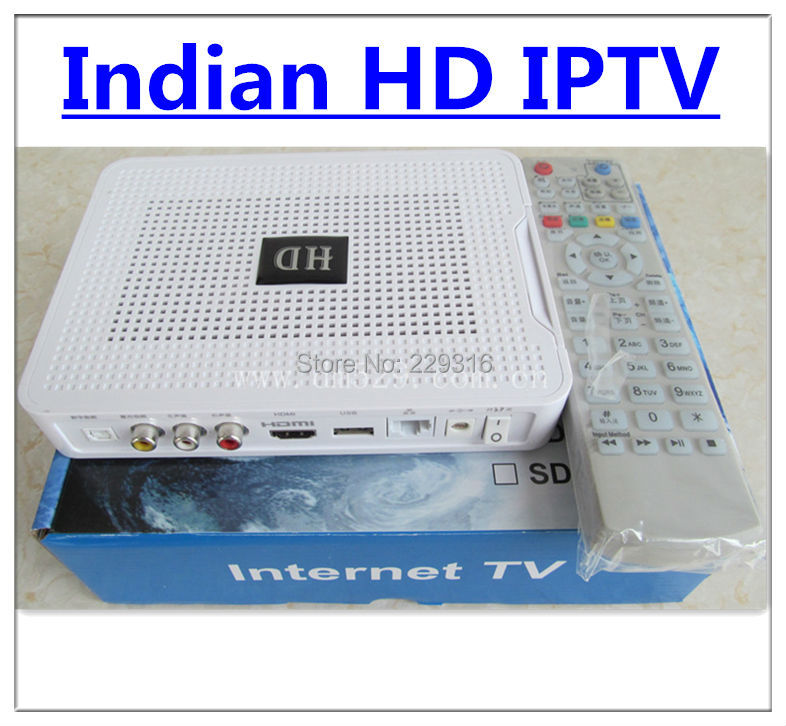 India's highest-resolution t network indian TV indian iptv STB IPTV HD player can be used worldwide(China (Mainland))